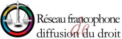 Réseau Francophone de Diffusion du Droit